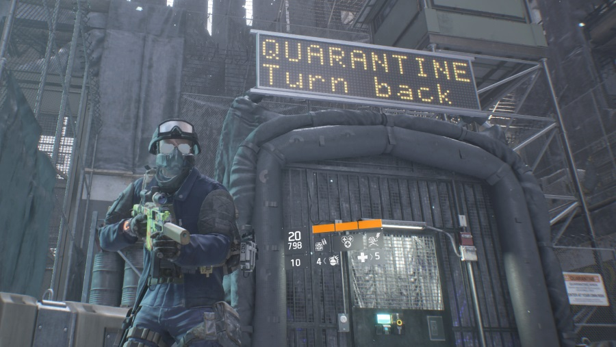 The Divisions Dark Zone Is Starting To Deliver On Its Cut