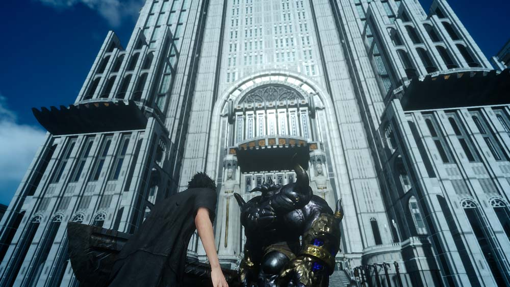 Final Fantasy 15 Platinum Demo Drops Below 900p On PS4 800p On Xbox One VG247