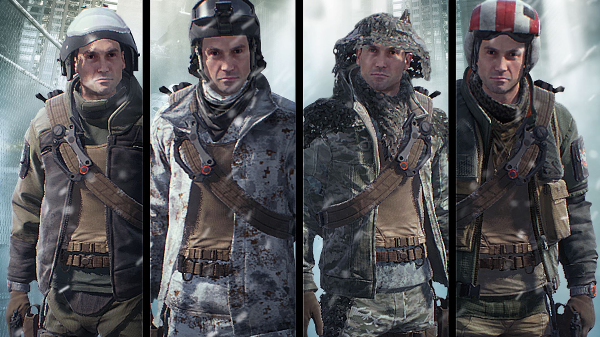 – Take A Look At The Military Specialists Cosmetic Pack | VG247