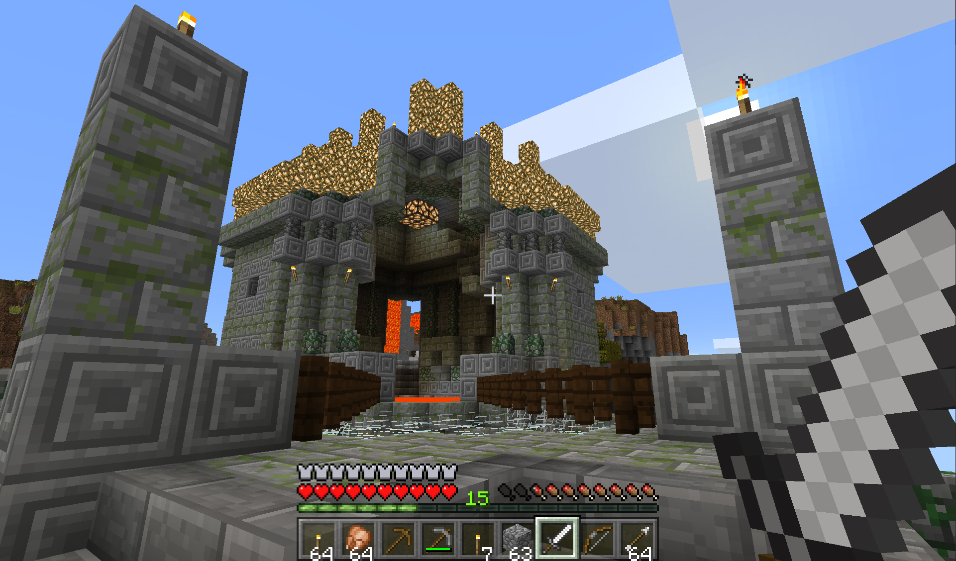Minecraft Windows 10 Screens Show How The Games Looks Using Oculus Rift VG247