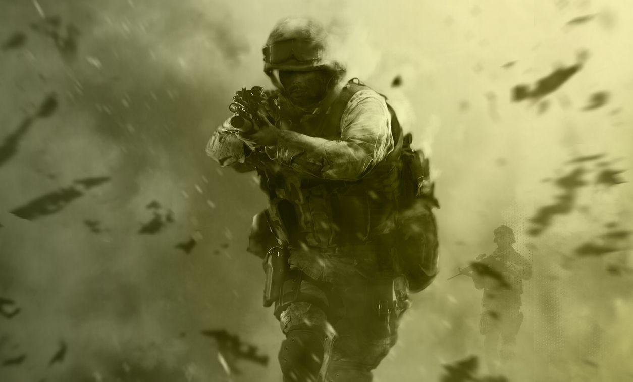 Call Of Duty Infinite Warfare Legacy Edition Includes Modern Warfare Remaster Rumor VG247