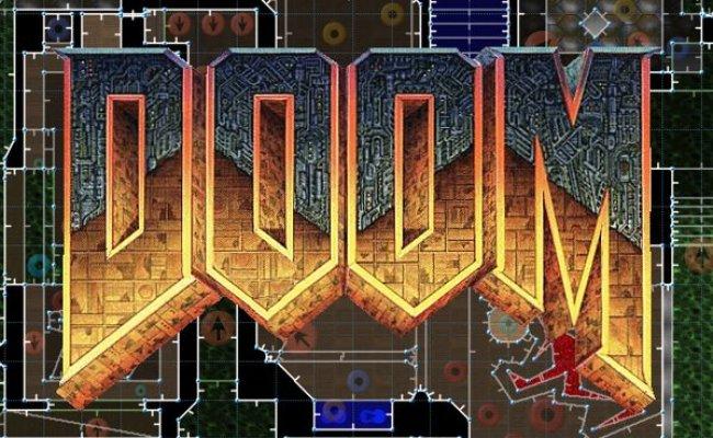 Another Doom Classic Level From John Romero Vg247