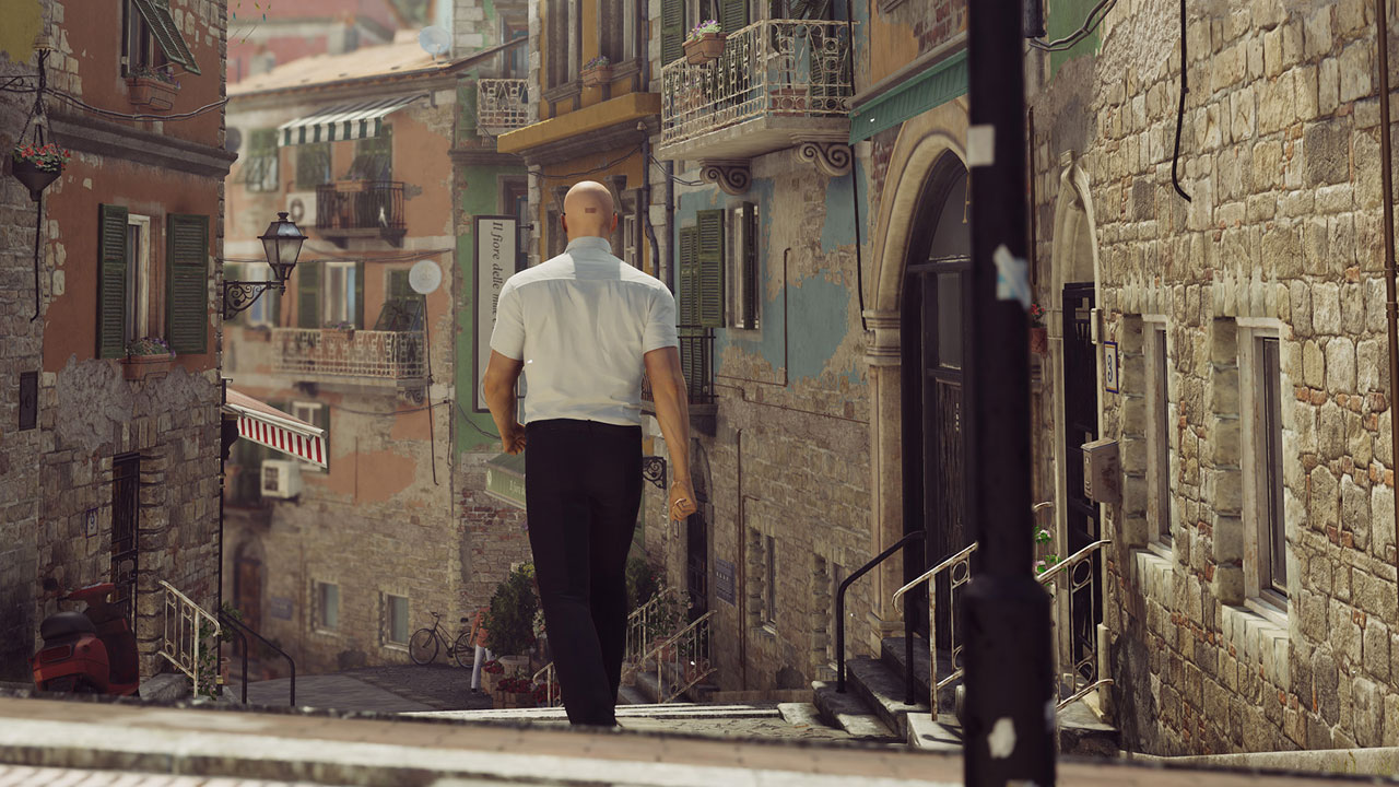 Hitman Sapienza DLC Missions Include New Sarajevo Six Target Trailer VG247