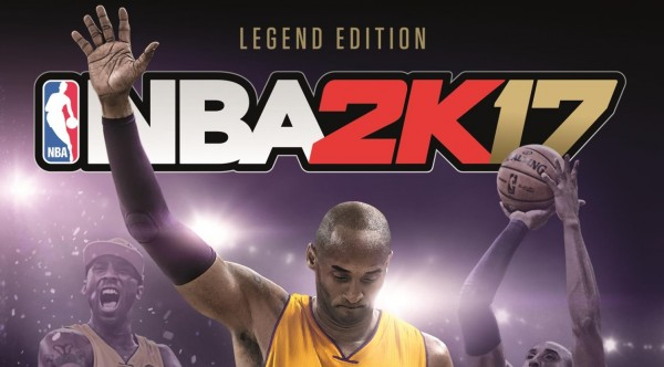 NBA 2K17 Announced Kobe Bryant On The Cover Of Legend