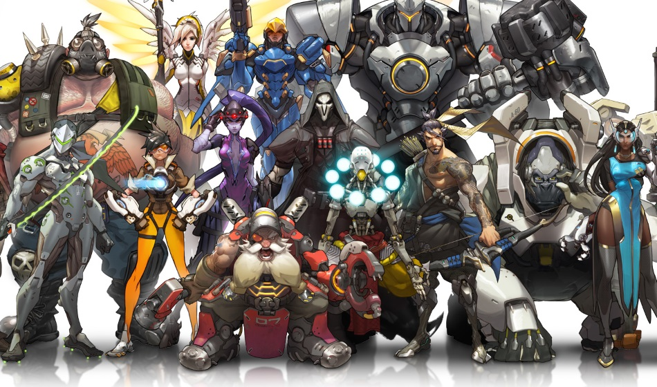 Overwatch Becomes Most Popular Game At Korean Internet
