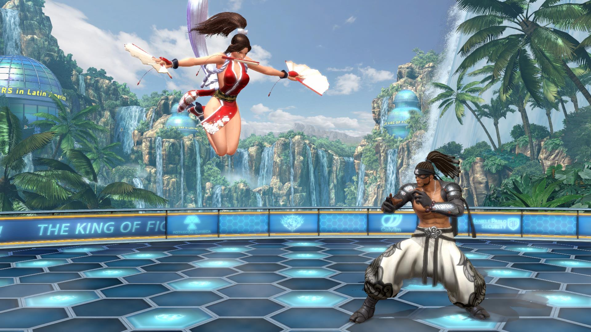 King Of Fighters 14 Gameplay Shows Recently Announced