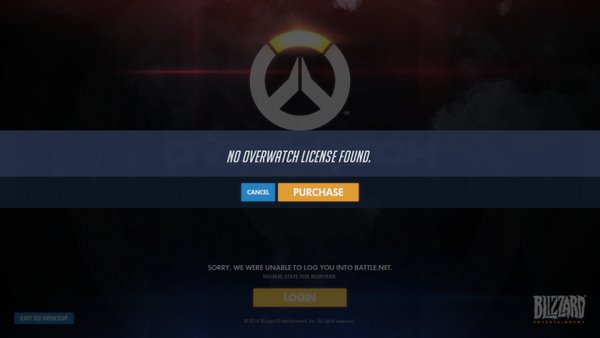 No Overwatch License Found Heres How To Fix The PS4 Error VG247