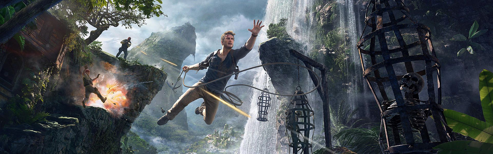 Uncharted 4 Patch 108 And First Multiplayer DLC To Be