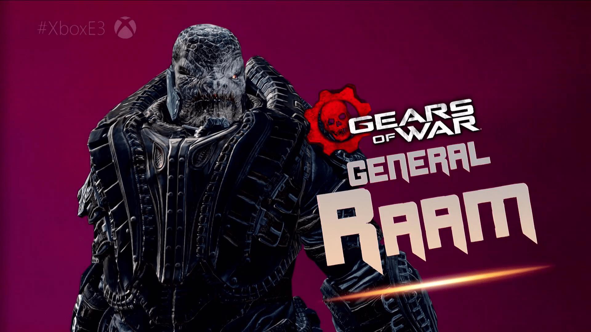 Gears Of Wars General Raam Will Appear In Killer Instinct