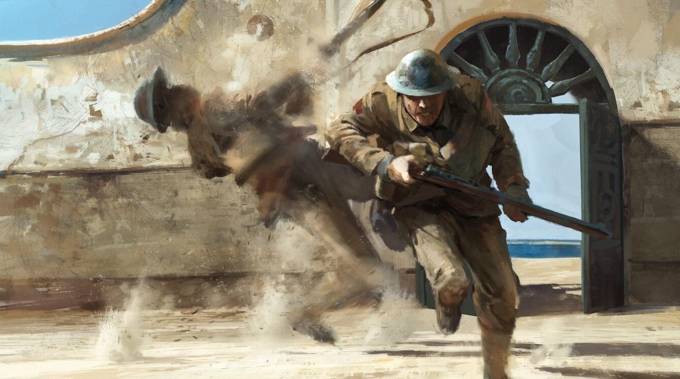 Battlefield 1 Has Six Weapon Classes No Attachments VG247