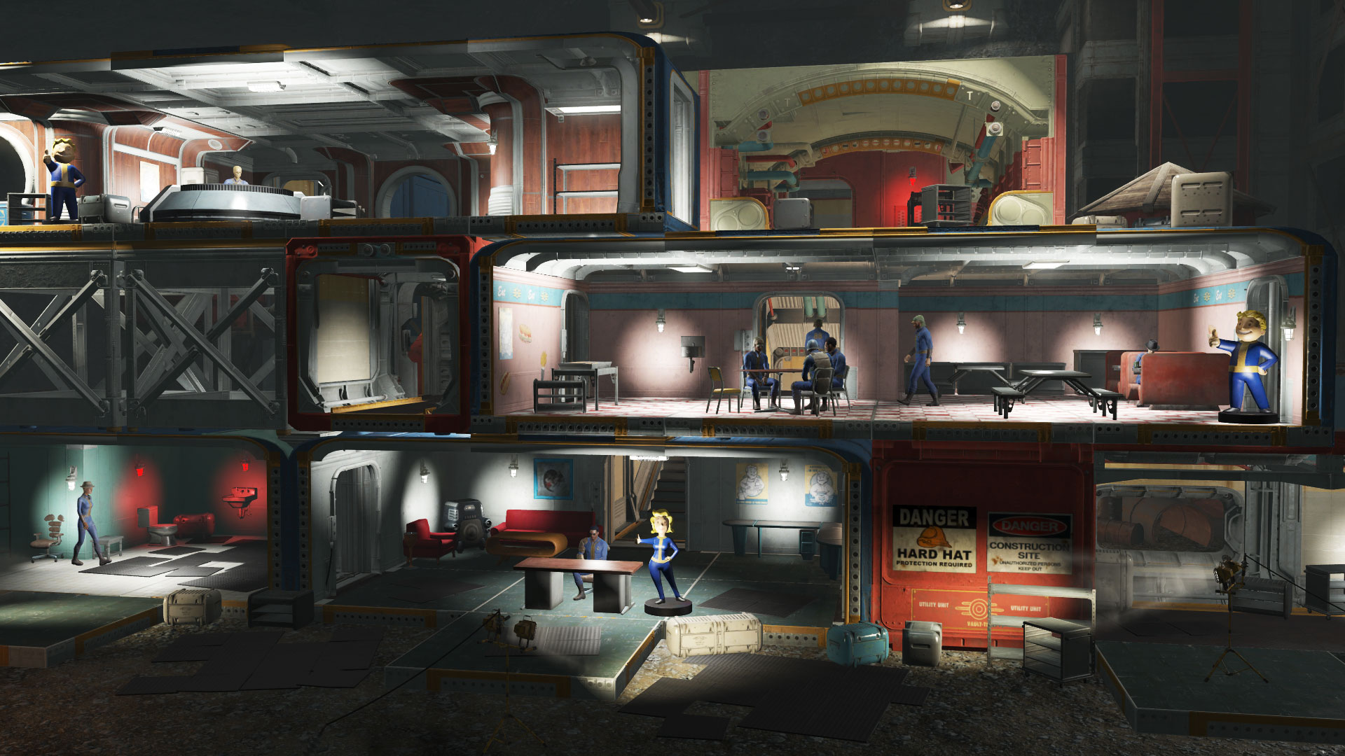 Fallout 4 Nuka World DLC Lets Players Lead Lethal Gangs Of Raiders In August VG247