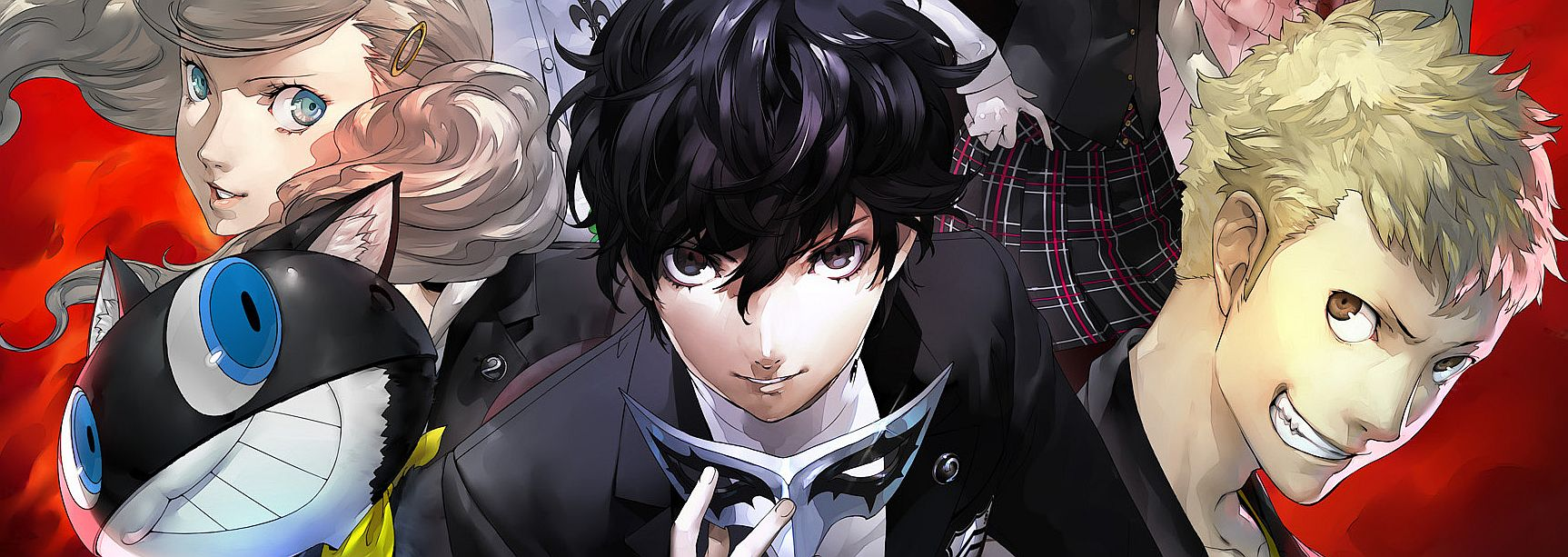 Persona 5 Given A Lovey Dovey Release Date For North