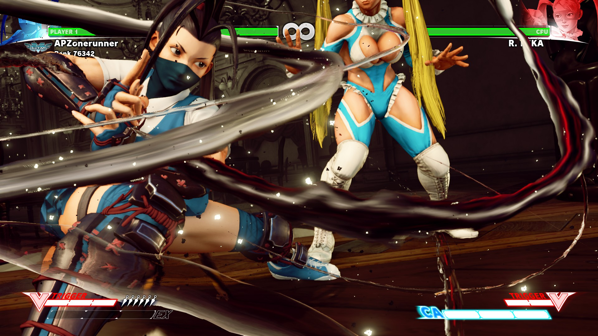 Street Fighter 5 Ibuki Moves List VG247