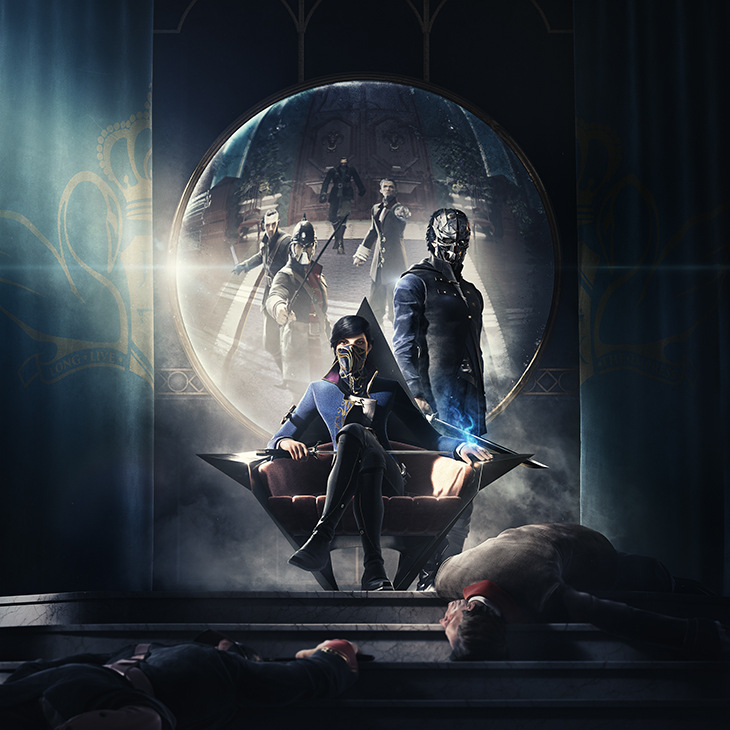 Think Different Wallpaper Hd Dishonored 2 Players Will Find Emily And Corvo Have Very