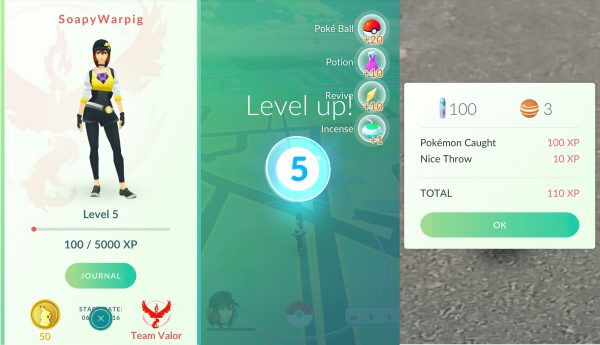 Pokmon Go Levelling Up Your Trainer And Pokmon VG247