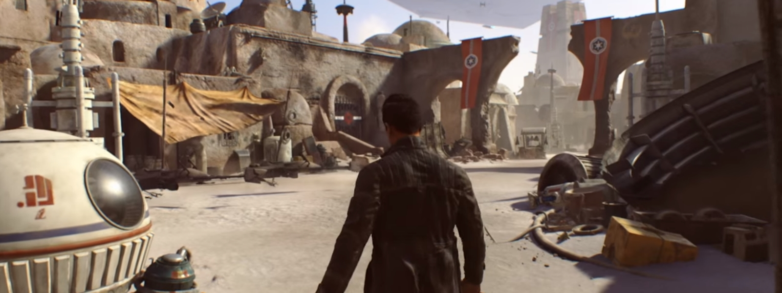Viscerals Star Wars Game Will Have The Swashbuckling