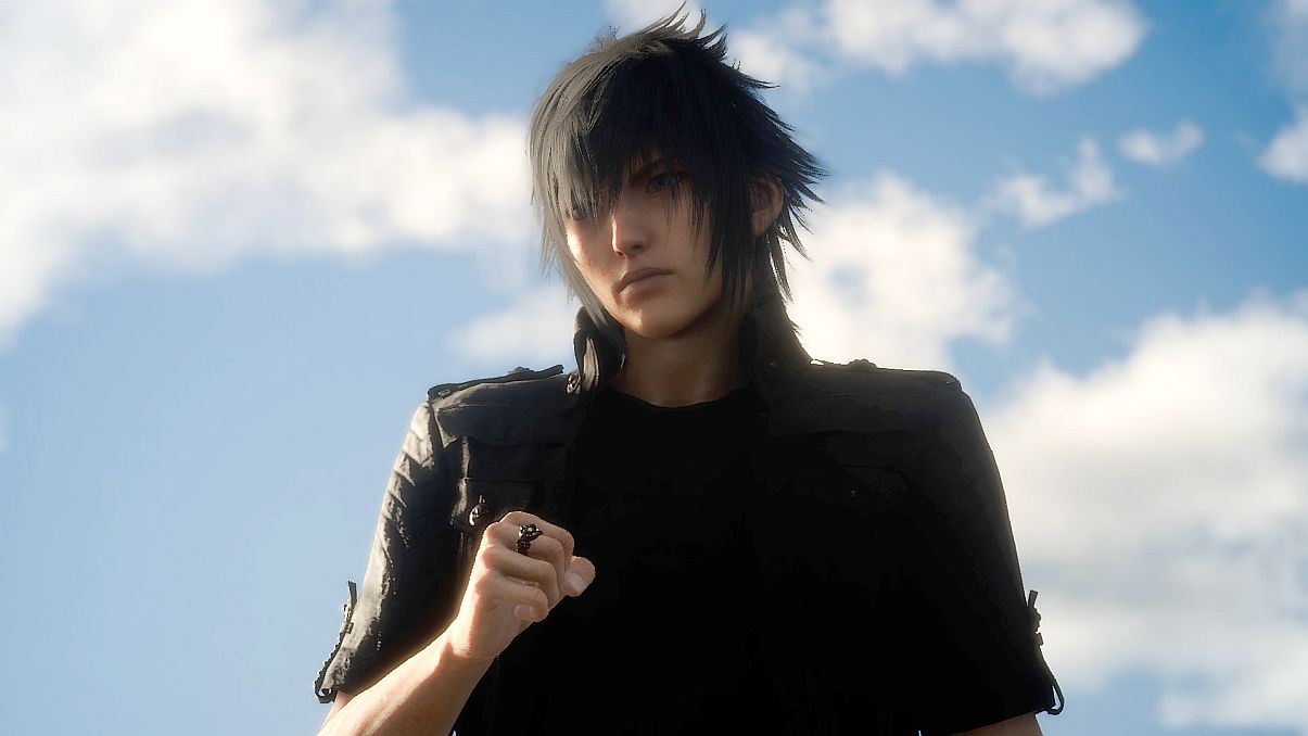 Final Fantasy 15 Hands On Weird Wonderful And Definitely In Need Of That Delay VG247