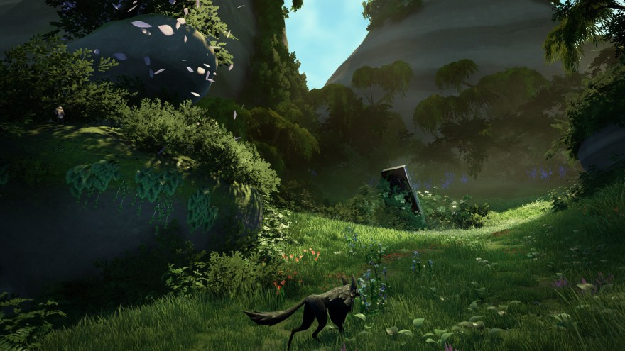 The Gamescom teaser for indie title Lost Ember is stunning  VG247