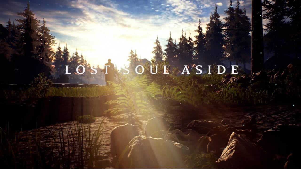 Lost Soul Aside Is One Mans Final Fantasy Inspired Project And It Looks Amazing VG247