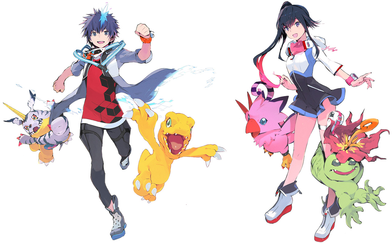 Digimon World Next Order Is Officially Getting A Western