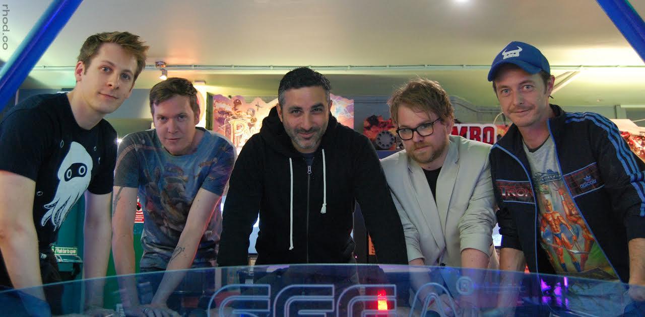 DJ Yoda Teams With Gamer Disco For History Of Gaming AV