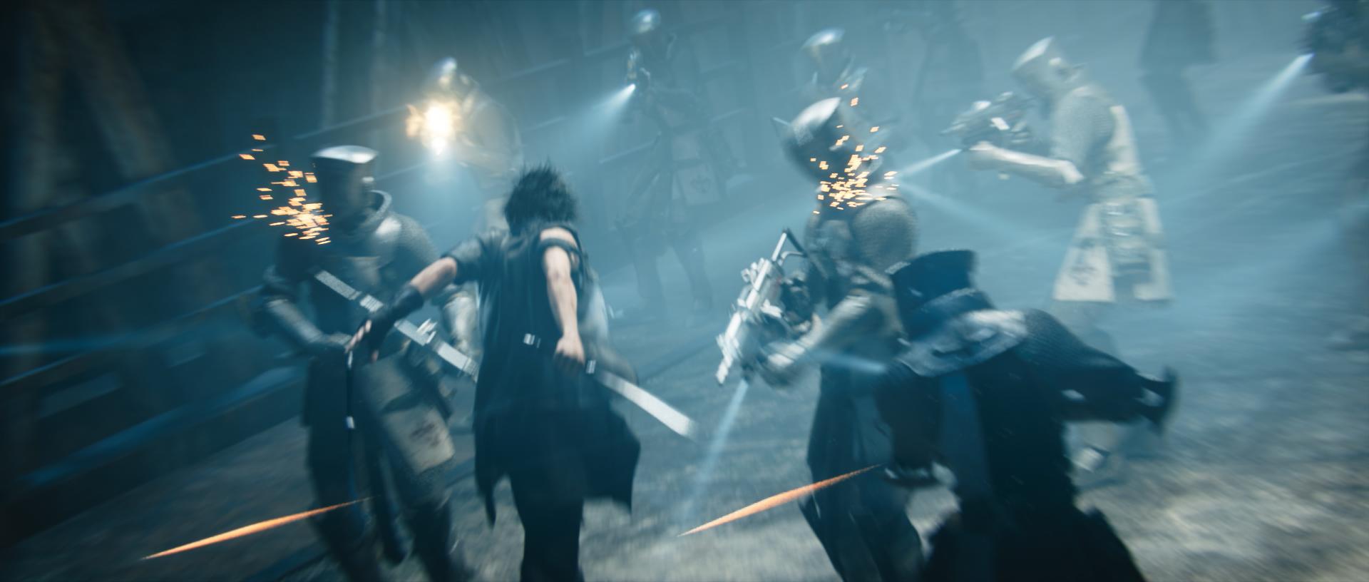 Noctis Has A Terrible Premonition In This Final Fantasy 15 Conceptual Dream Sequence Trailer VG247