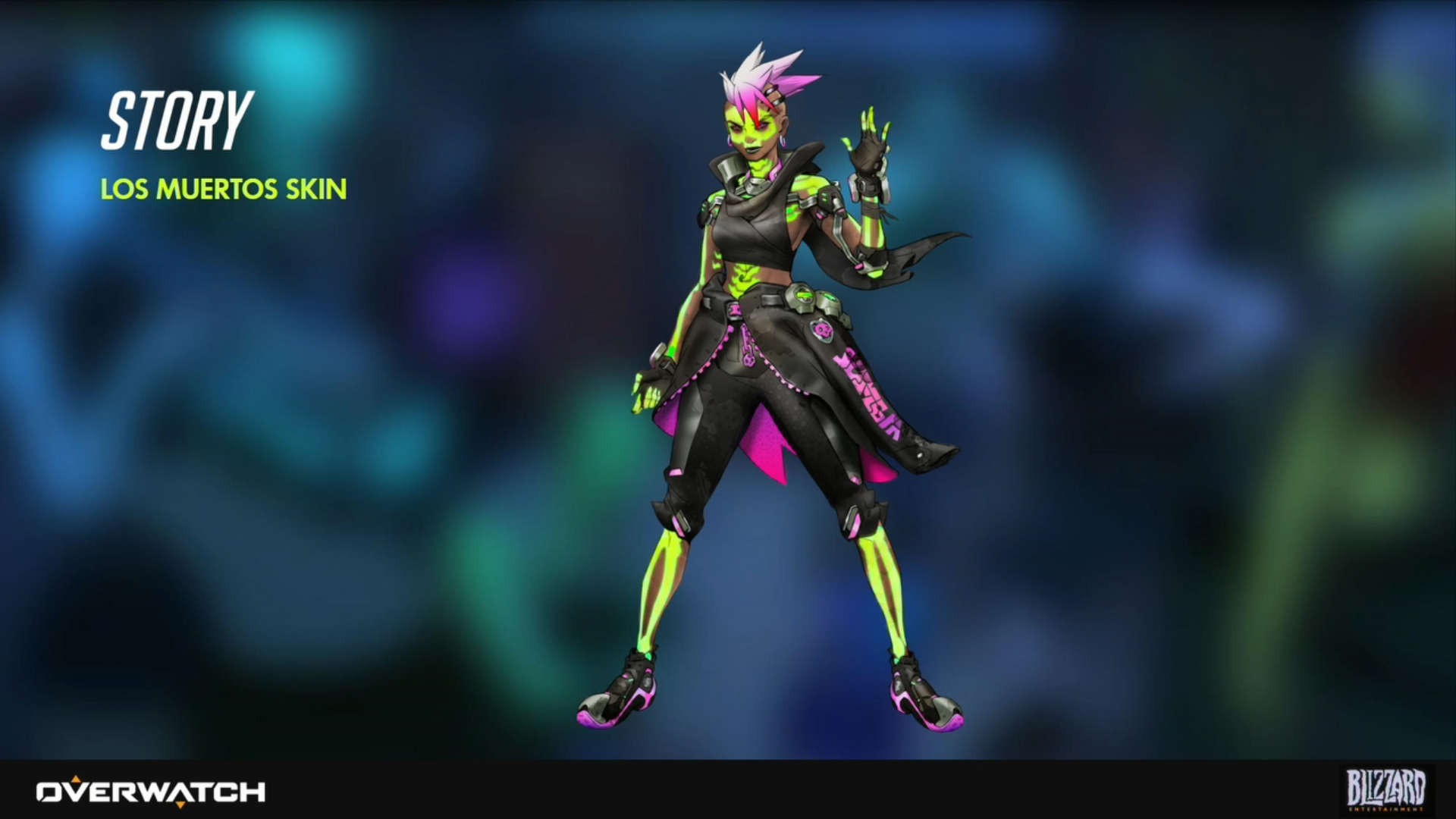 Feast Your Eyes On Some Sombra Screens Videos And Concept