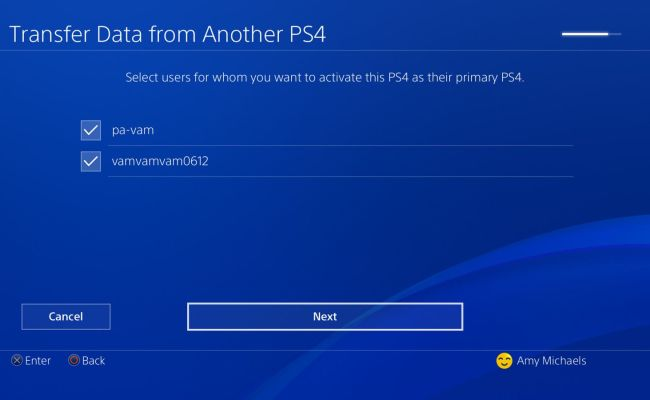 Ps4 Pro How To Transfer Data From Your Old Ps4 Or Ssd To The New Console Vg247