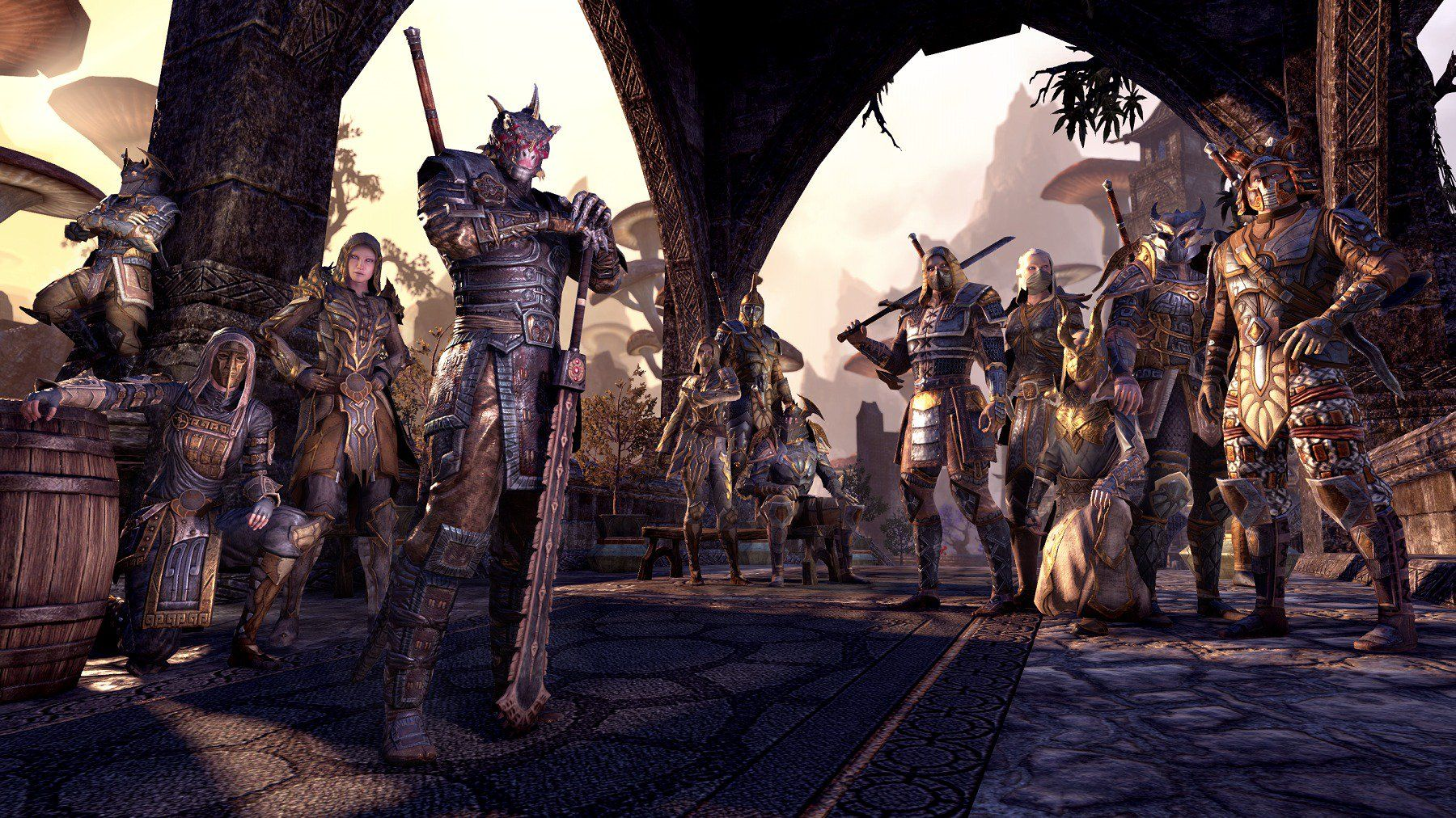 Morrowind Announced As The Next Expansion To The Elder