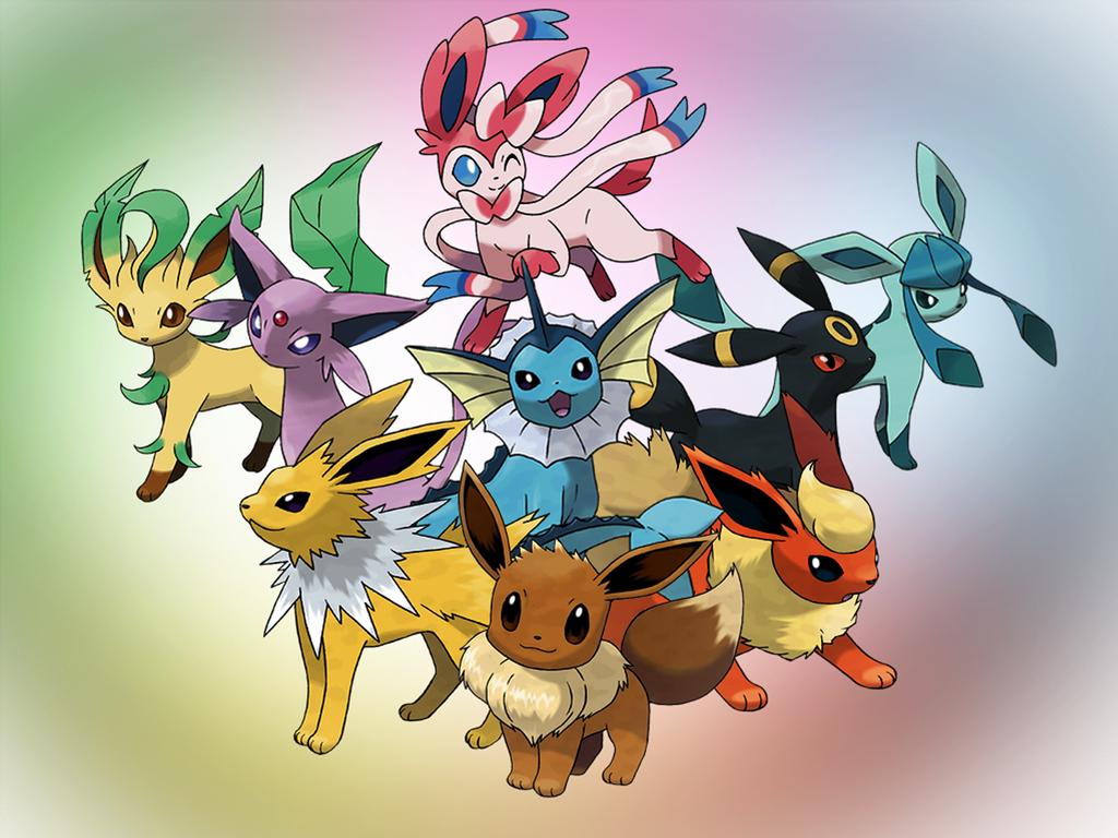 Pokemon Go Eevee Evolution how to evolve Eevee into Vaporeon Jolteon Flareon Espeon or
