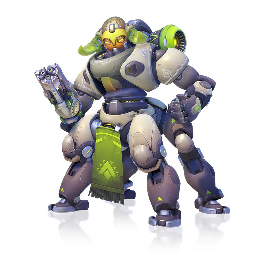 Overwatchs New Hero Is A Guardian Robot Tank Named Orisa
