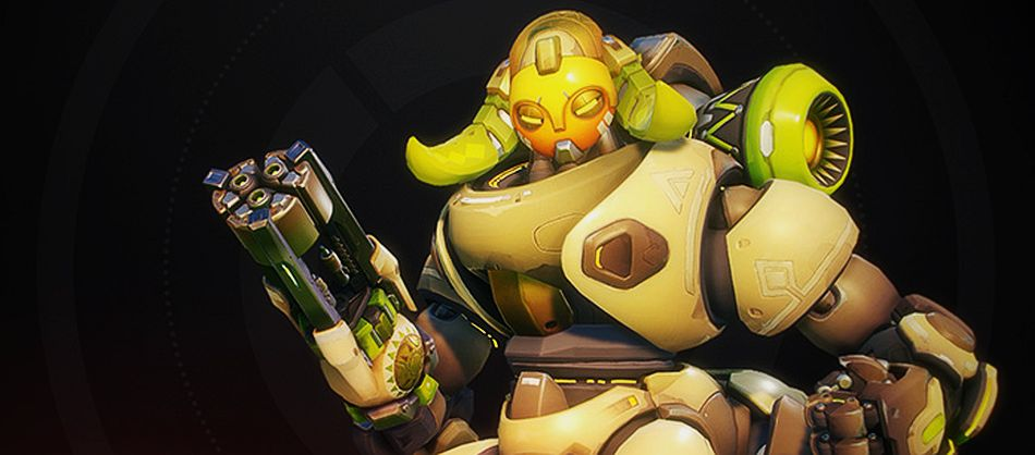 Overwatch Heres A Look At Orisa Gameplay Along With All