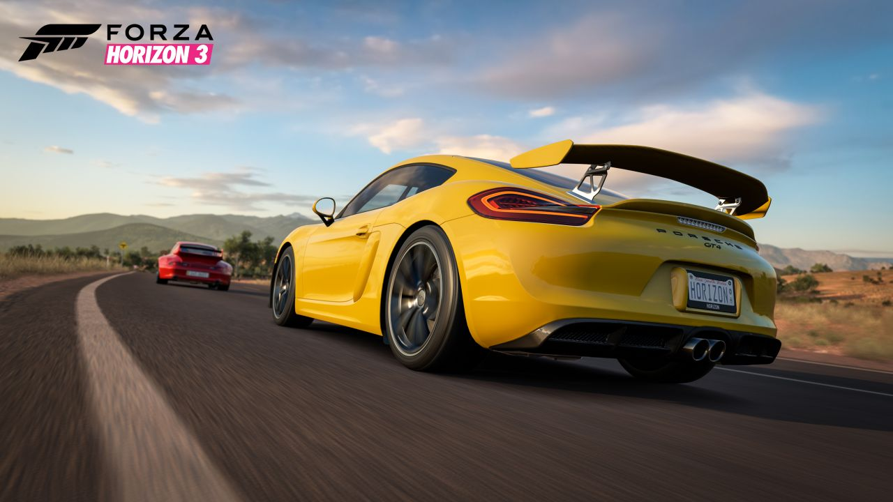 Forza Horizon 3s Latest Car Pack Comes With Seven Porsche