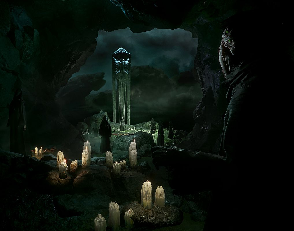 Call Of Cthulhu E3 Trailer Takes You Deeper Into The