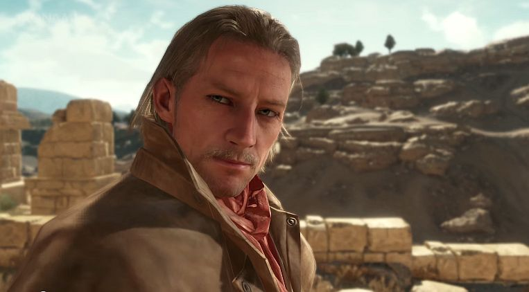 Next Metal Gear Solid 5 Update Adds Ocelot As A Playable