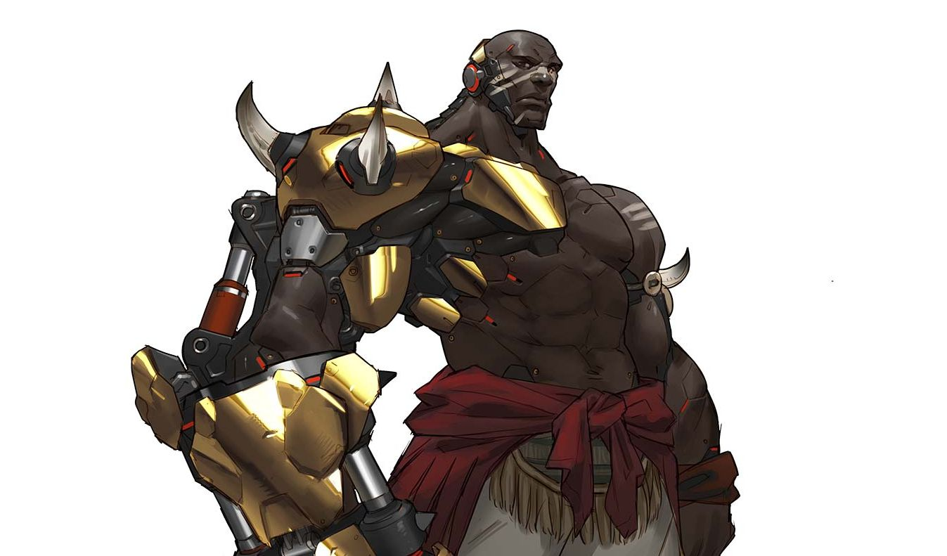 Yet The Fact That McCree Might Be White Is Too Much For