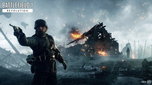 small resolution of dice has put out a new battlefield 1 patch designed to fix many stability problems introduced in previous patches and make one particular graphical feature