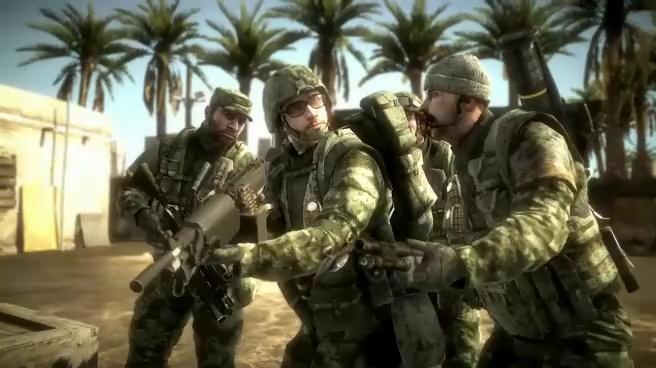 The Original Battlefield Bad Company Is Now Backwards