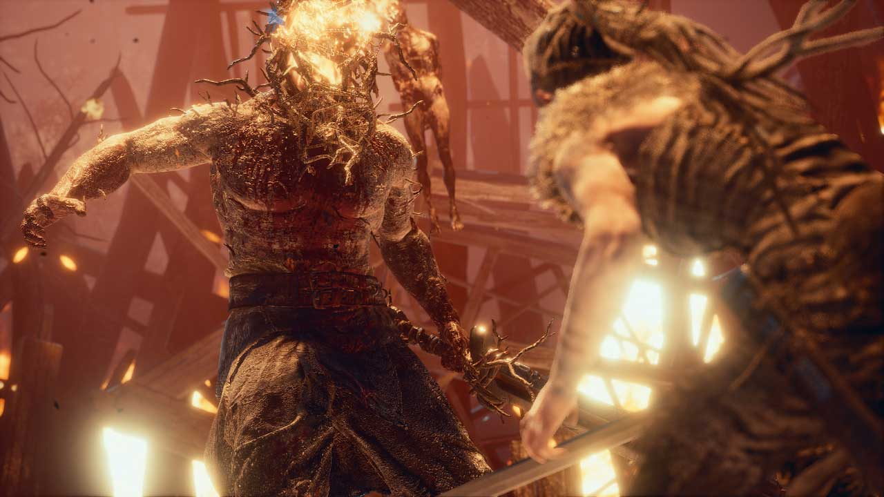 Hellblade Senua's Sacrifice Has Something To Say, But