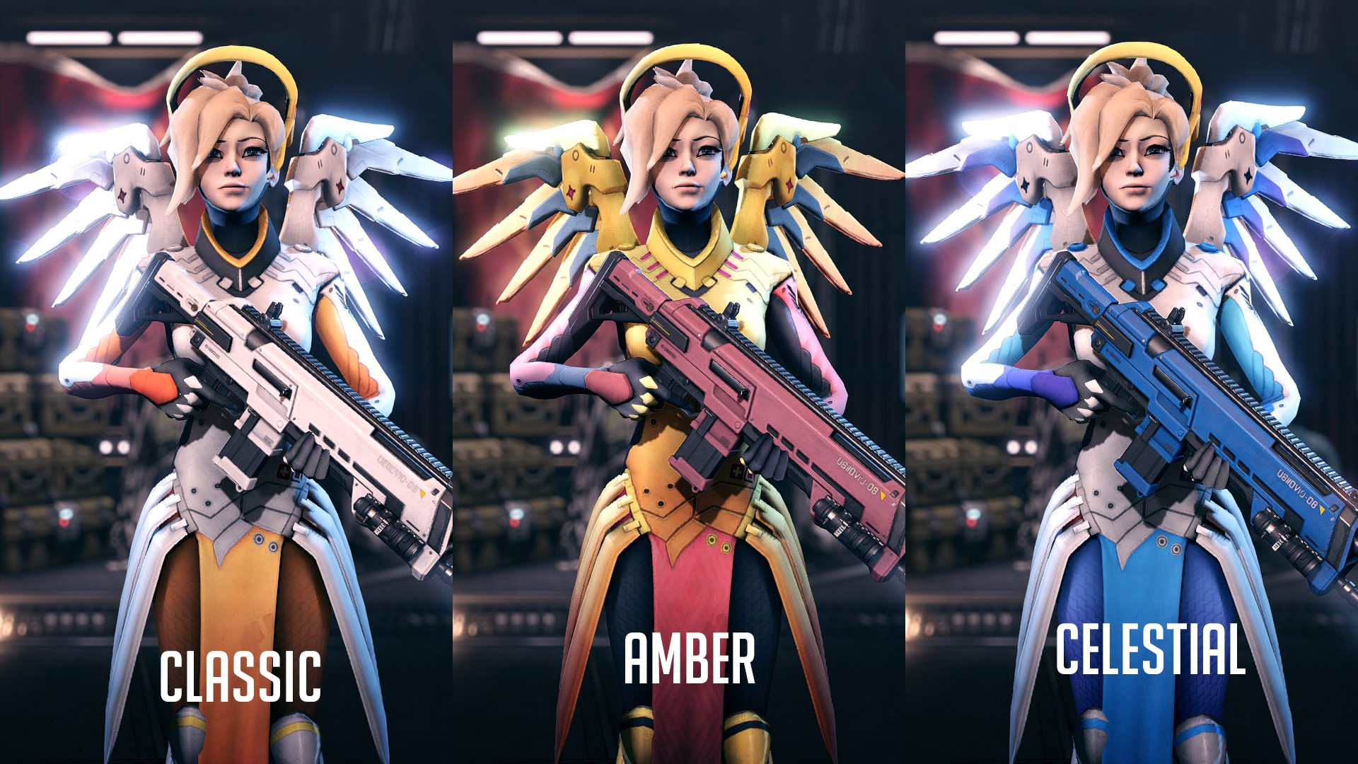 XCOM 2 War Of The Chosen Mod Brings Overwatchs Lifesaver Mercy Into The Fight VG247