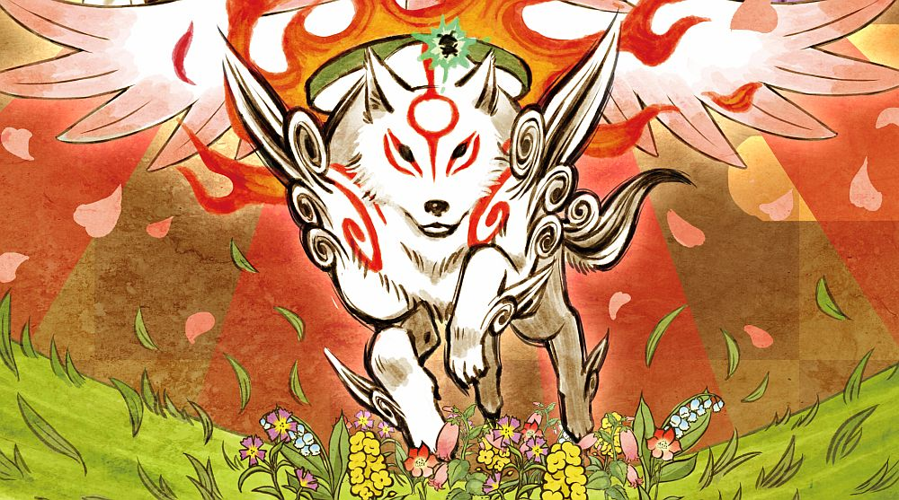 Okami HD Will Indeed Be Released On PC PS4 And Xbox One