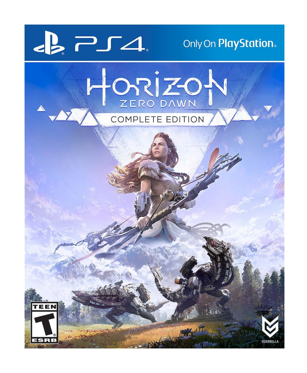 Horizon Zero Dawn Complete Edition Out In December