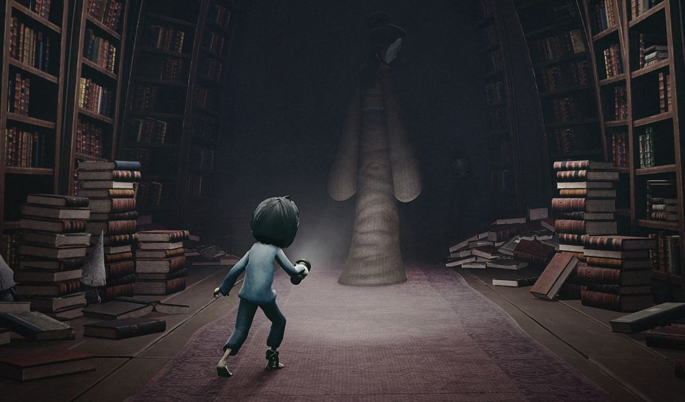 Little Nightmares The Residence DLC Released As Part Of