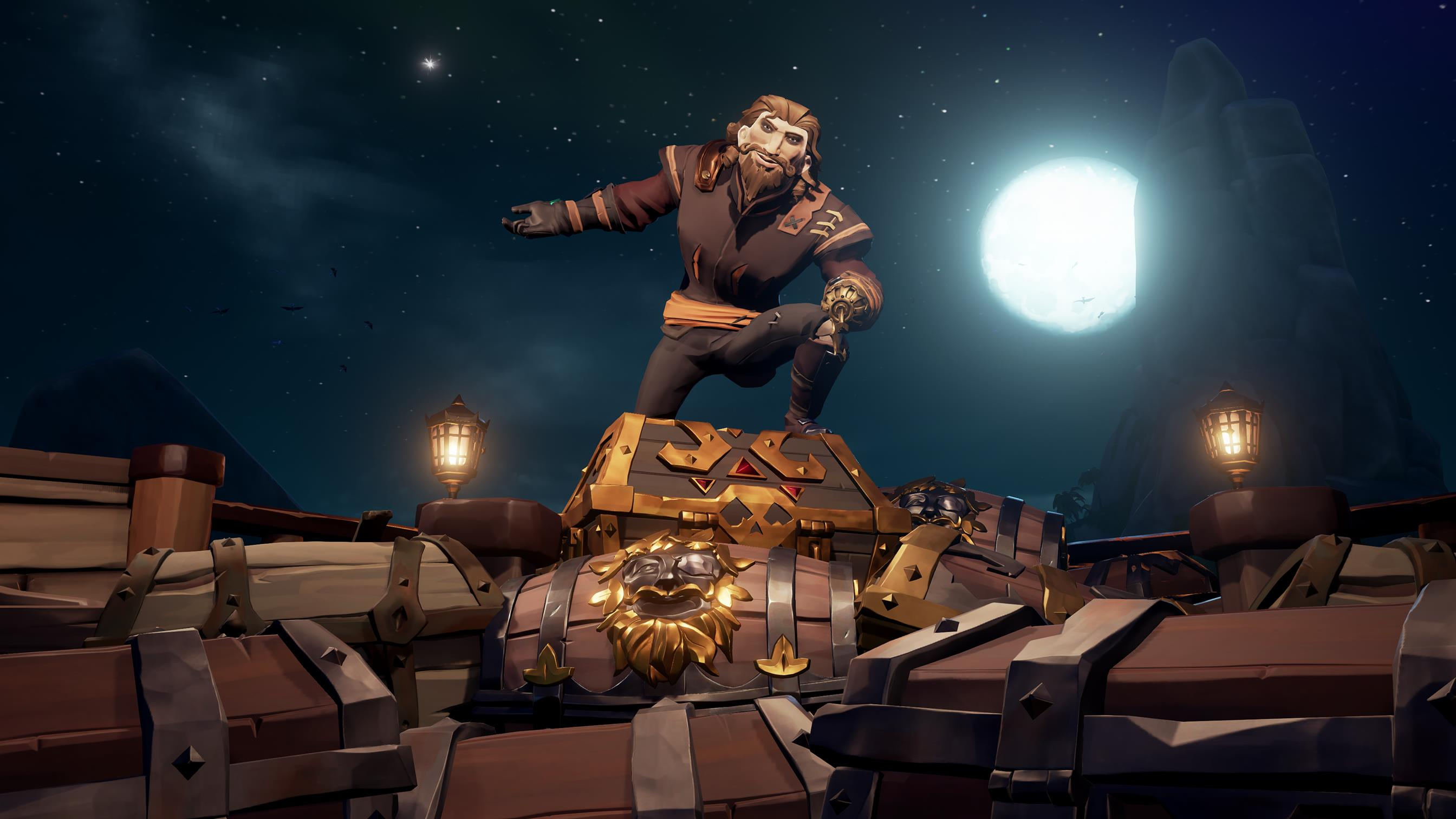 Sea Of Thieves Missing Gold And Reputation Can Be Fixed