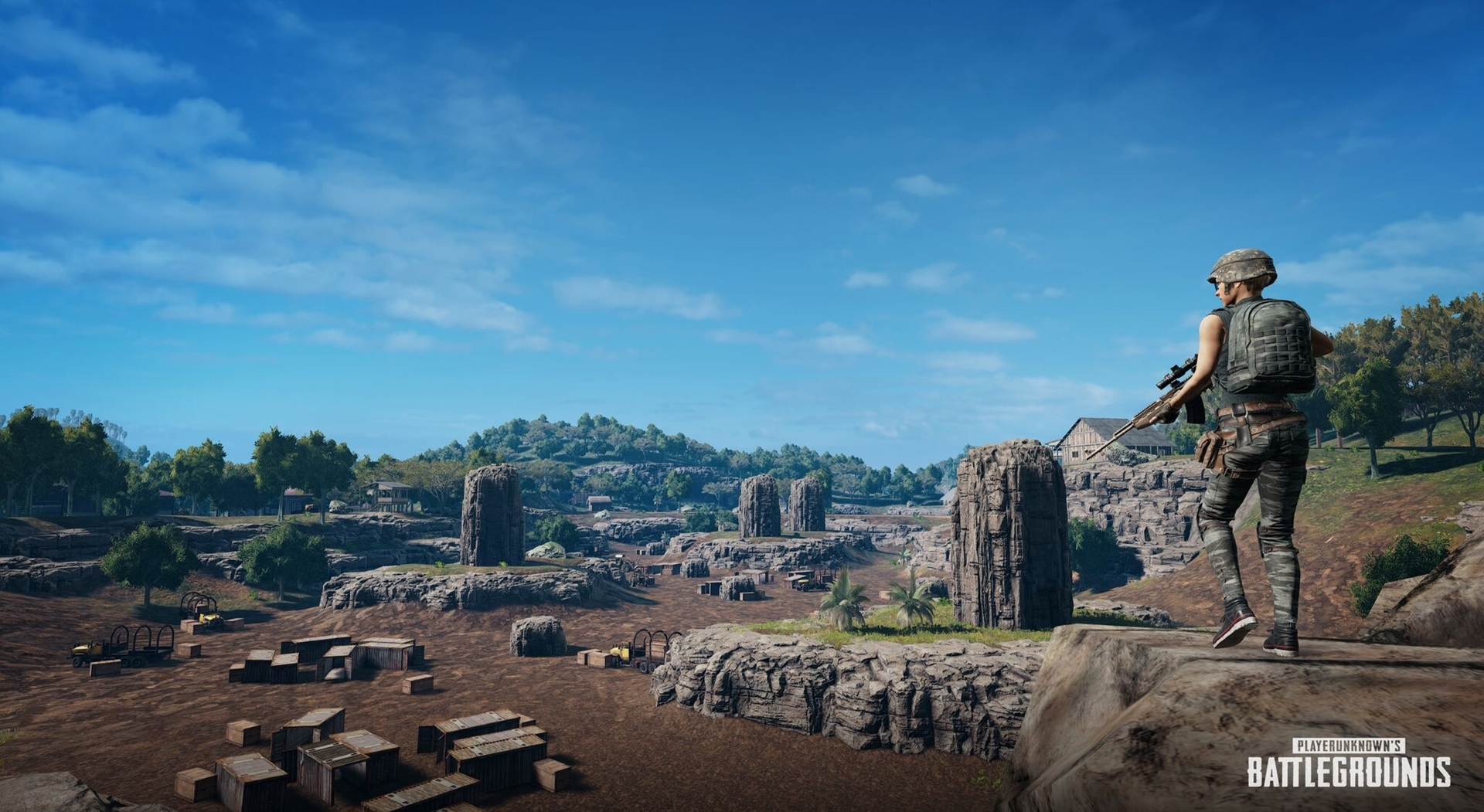 PUBG Releases Patch Notes For Round 2 Of Savage Playtest