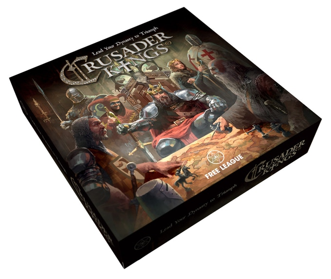 Paradox is making tabletop games for their popular