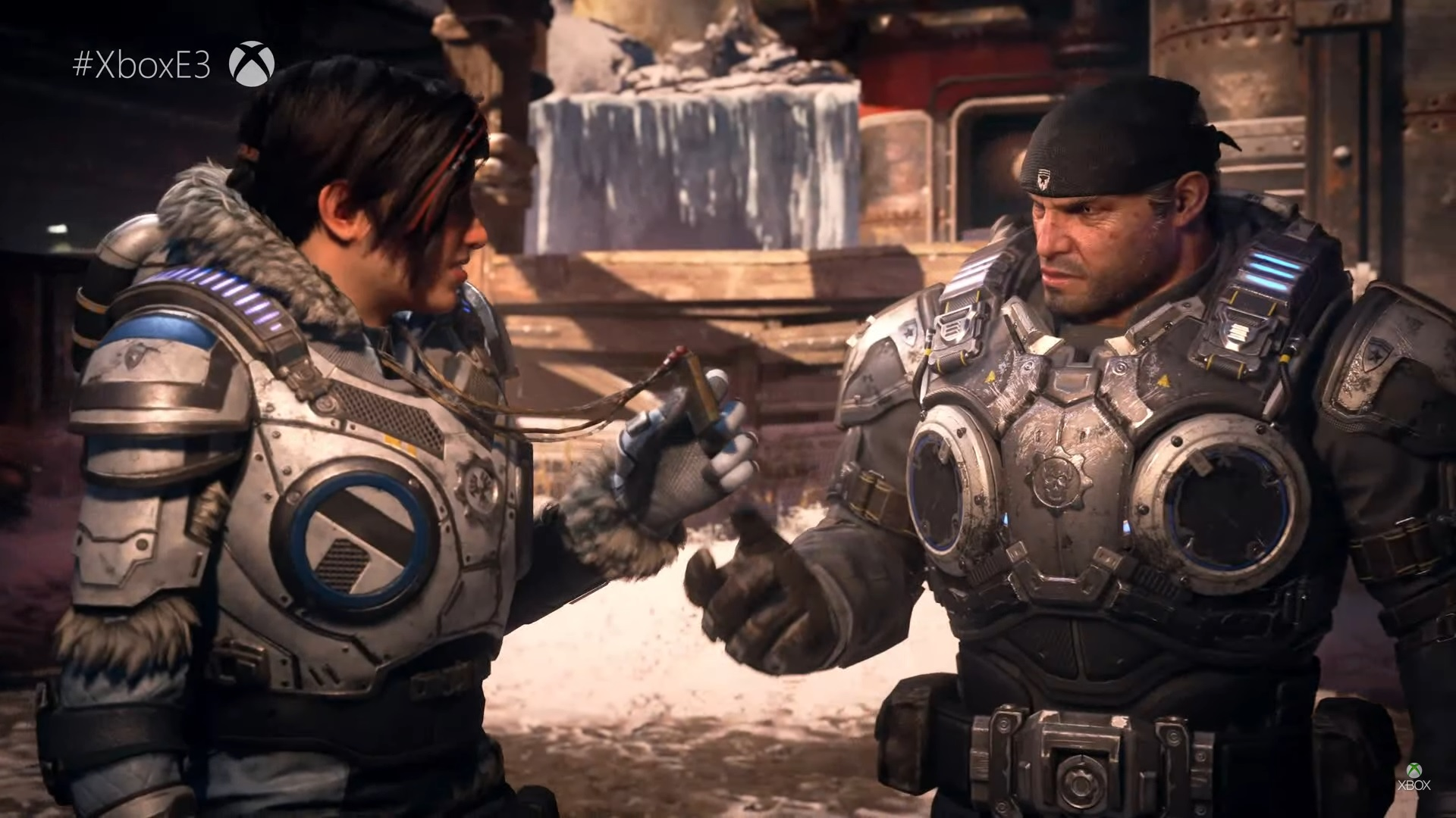 Gears Of War 5 Announced At Xbox E3 2018