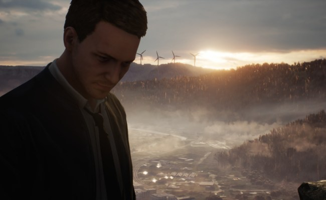 New Dontnod Game Twin Mirror Coming To Ps4 In 2019 Vg247