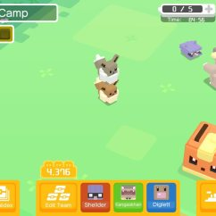 Kangaskhan Swing Chair Pokemon Quest Covers At Bed Bath And Beyond Dc5n United States Software In English Created 2018 07 28 00 06 It S A Classic Conundrum Any Game How Do You Determine Which Eevee Evolution Get The Answer Is Slightly Different