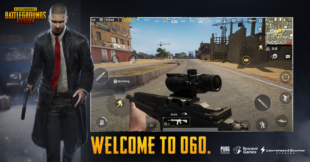 PUBG Mobile Update Adds First Person Perspective To